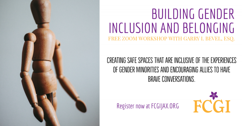 Building Gender Inclusion and Belonging Workshop
